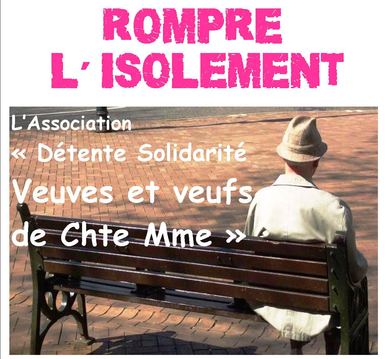 2014 27 sept rompre l isolement